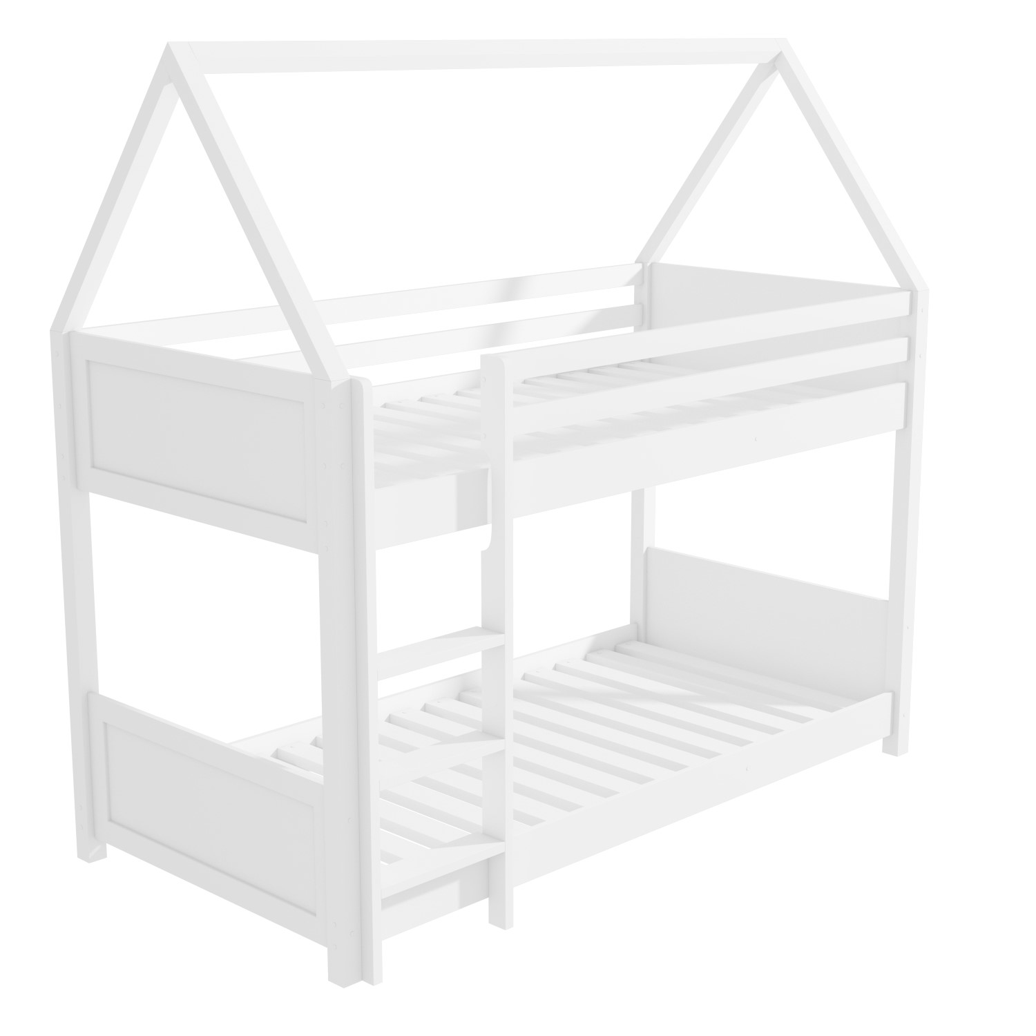 Picture of: Coco House Bunk Bed In White Furniture123