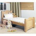 CCO11B Baumhaus Amelie Oak Childrens Single Bed