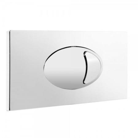 Concealed Cistern Push Button Plate