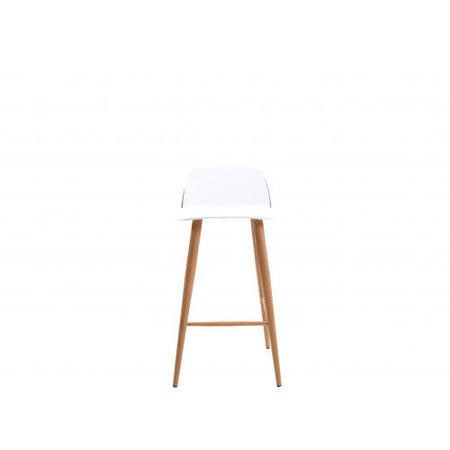 LPD Chelsea  Pair of Stools White