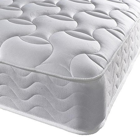 Memory Small Single 2'6 Bonnell Combination Mattress - Medium Firmness