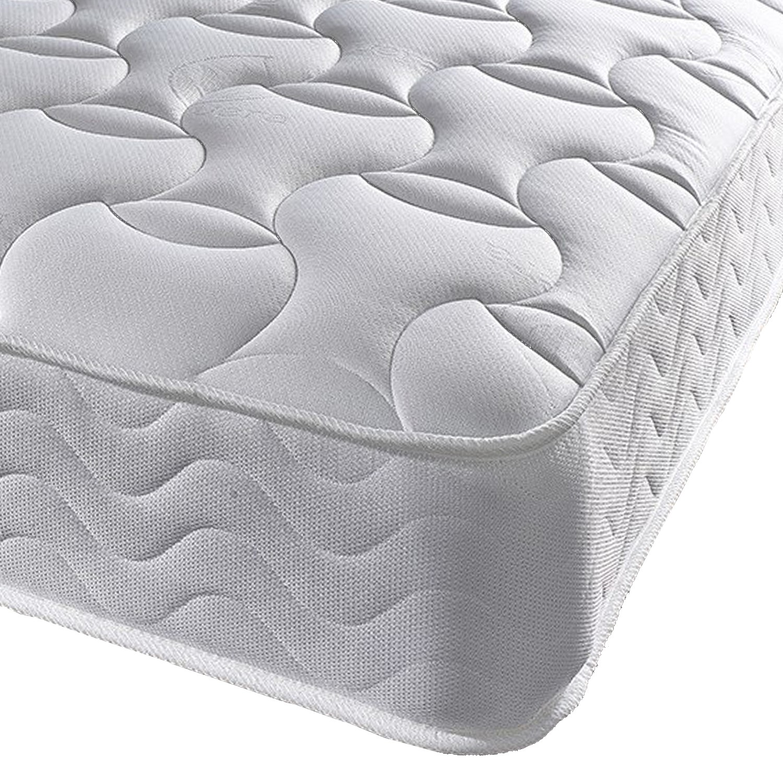 Memory small single 2'6 bonnell combination mattress - medium firmness