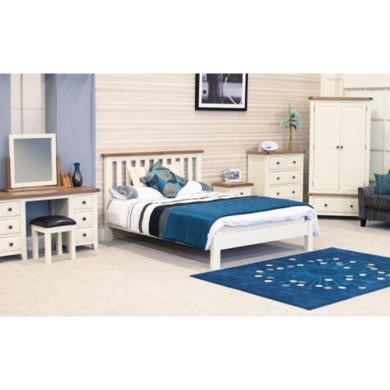 Wilkinsons Chaumont Kingsize Ivory Bed Frame
