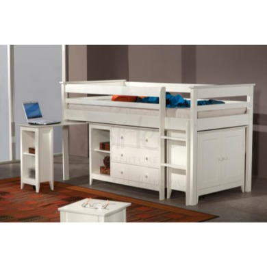 Birlea Furniture Cotswold Ivory Sleep Station
