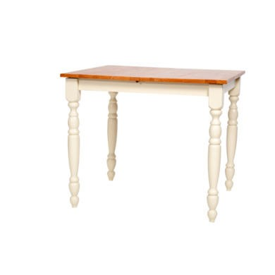 Wilkinson Furniture Farmhouse Square Extending Dining Table