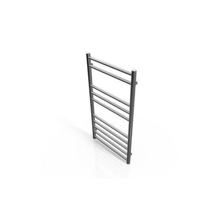 Chrome Bathroom Towel Radiator - 800 x 450mm