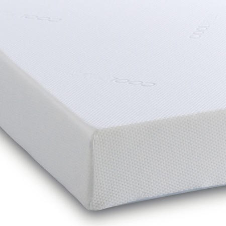Crystal Memory Foam 2500 Single 3ft Mattress