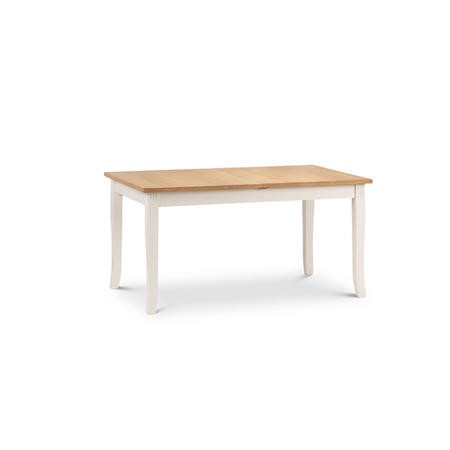Julian Bowen Davenport Extendable Dining Table