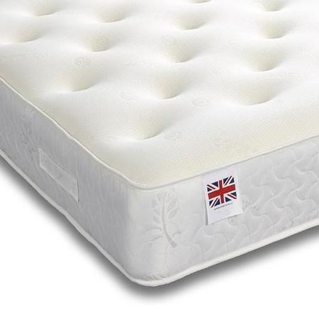 Desire Pocket Spring 1000 Mattress Double 4ft6
