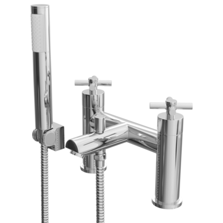 Quadro Bath Shower Mixer Tap