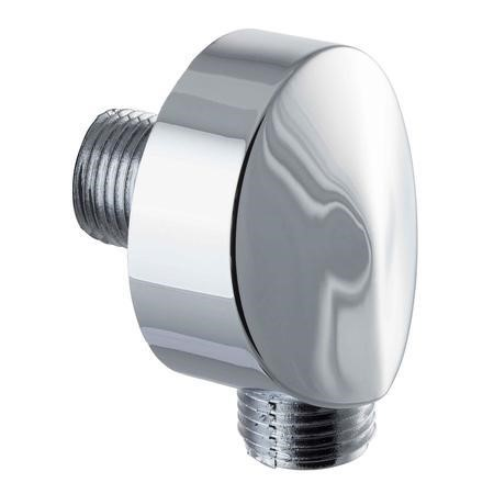 Reno Round Shower Elbow Outlet