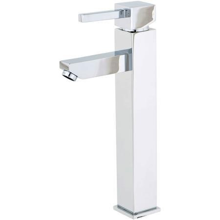 Piazza Freestanding High Rise Basin Tap