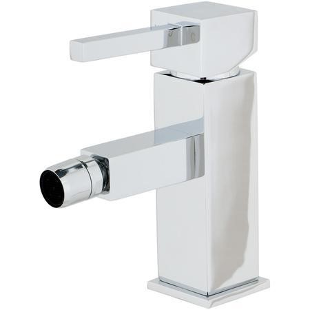 Piazza Square Style Basin Tap & Waste