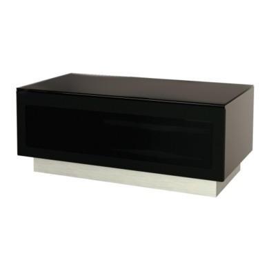 Alphason Element EMT850CBBLK Black TV Cabinet  Up to 37 Inch