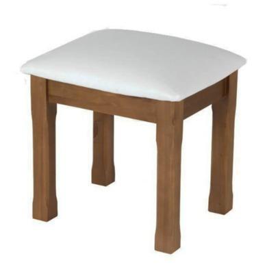 Heritage Furniture Hendon Solid Pine Dressing Stool