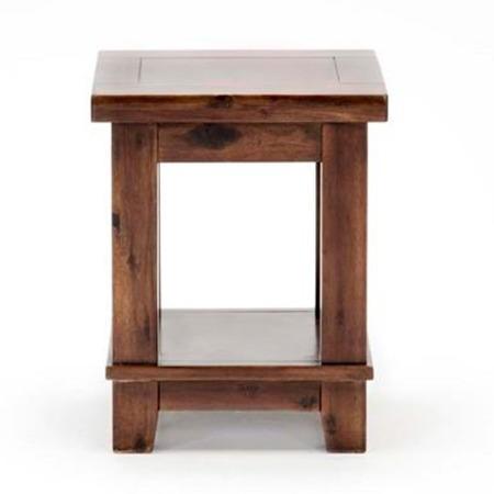Wilkinson Furniture Emerson End Table In Oak Furniture123