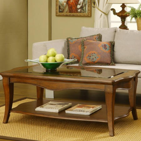 Wilkinson Furniture Farmleigh Coffee Table In Birch