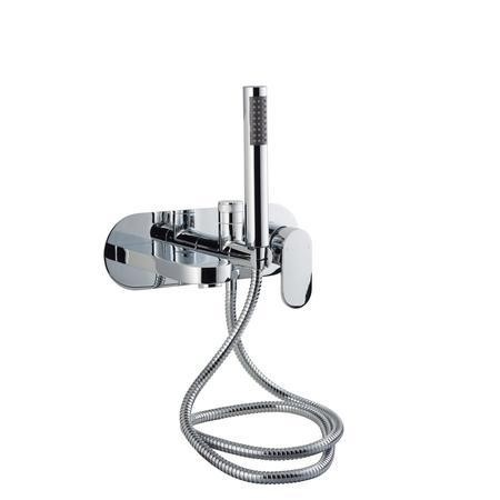 Ronda Wall Mounted Bath Shower Mixer