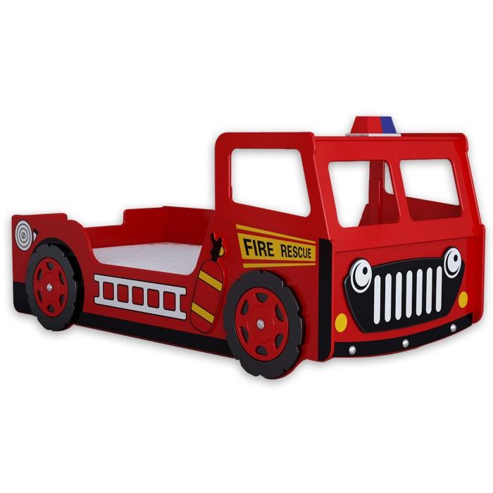 Julian Bowen Fire Engine Novelty Bed Frame EXCLUSIVE