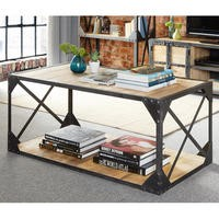 Ascot Reclaimed Coffee Table