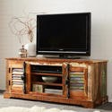 FOL00429 Coastal Reclaimed Wood TV Media Unit