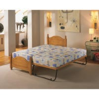Airsprung Columbia Single Bed with Trundle Guest Bed