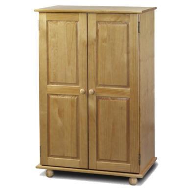 Furniture 123 Wardrobes Of Julian Bowen Pickwick Solid Pine Short Wardrobe Furniture123