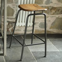 GRADE A1 - Signature North Lab Stool 65cm height