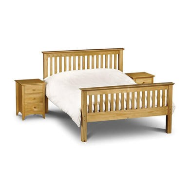 Julian Bowen Barcelona Pine High End Bed  double
