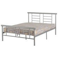Seconique Lynx Double Bed with High Foot End