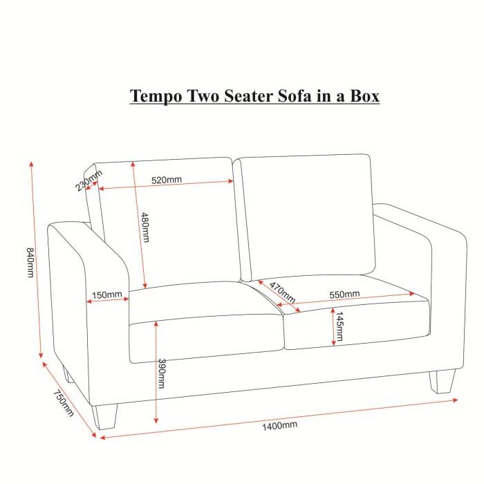 2 Seater Sofa Width Www Stkittsvilla Com