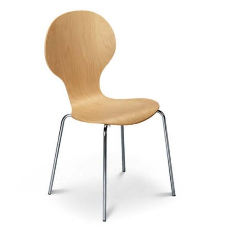Julian Bowen Keeler Chair in Maple