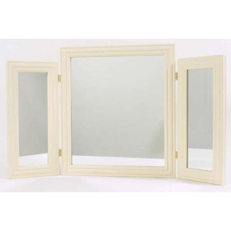 Morris Mirrors Bonage Triple Mirror Furniture123