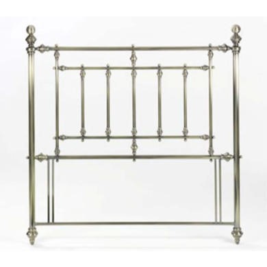 Bentley Designs Imperial Headboard in Brass - double