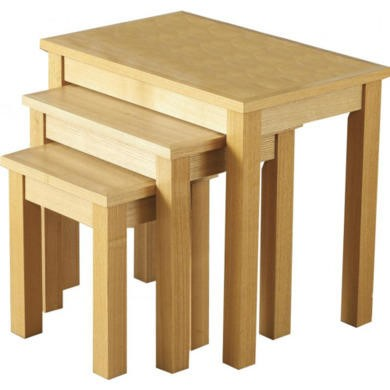 Seconique Oakleigh Nest of Tables
