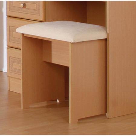 Strange Welcome Furniture Eske Dressing Table Stool In Beech Download Free Architecture Designs Terchretrmadebymaigaardcom