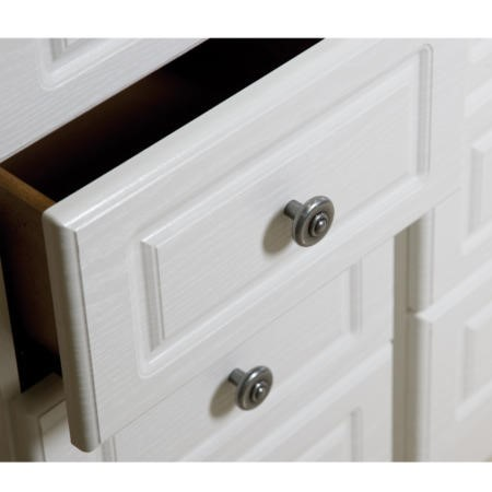 Welcome Furniture Pembroke White 5 Drawer Chest