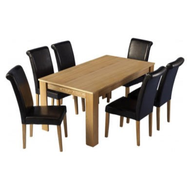 Seconique Dunoon Dining Set