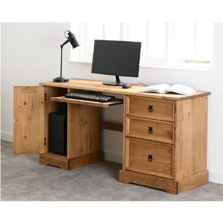 Etonnant Seconique Original Corona Pine Computer Desk