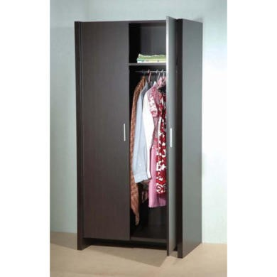 Seconique Denver 2 Door Wardrobe