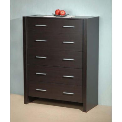 Seconique Denver 5 Drawer Chest