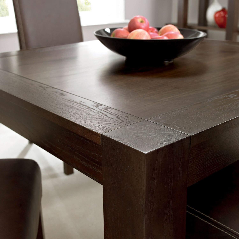 Bentley Designs Lyon Walnut Rectangular Dining Table  : FOL0467143supersize from furniture123.co.uk size 700 x 700 jpeg 65kB