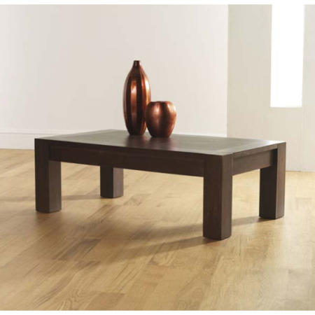 984fdba44d Bentley Designs Lyon Walnut Rectangular Coffee Table | Furniture123