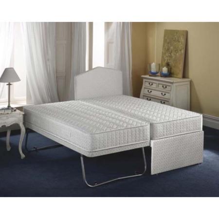 Enigma White Glass Bedroom Furniture