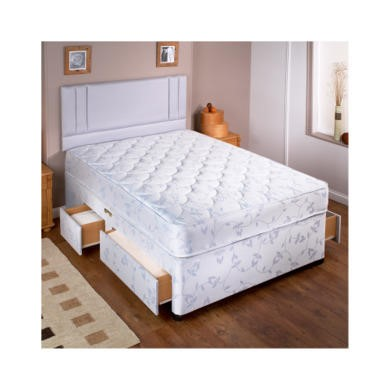 Restus Beds Amber Mattress - continental single