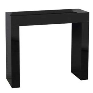 Morris Mirrors Sidi Glass Console Table - without mirror