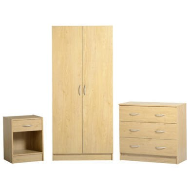 Seconique Bellingham Bedroom Set