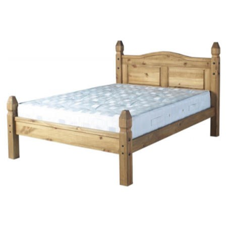 Seconique Mexican Princess Pine Double Bed