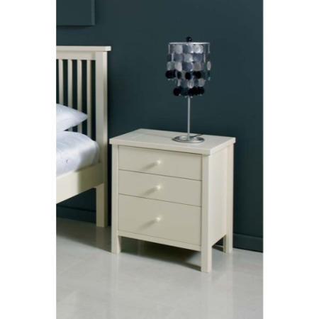 bentley designs atlantis pearl oak bedside table furniture123. Black Bedroom Furniture Sets. Home Design Ideas