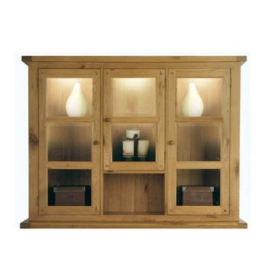 Morris Furniture Grange 3 Door Display Cabinet